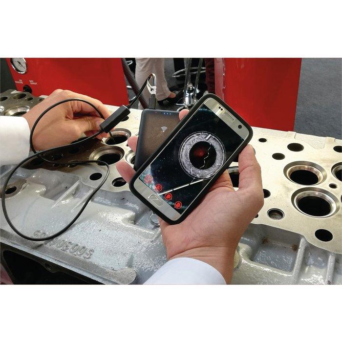 Caméra d'inspection vidéoscope Wifi avec sonde Ø 5,5 mm - 8 pièces-7