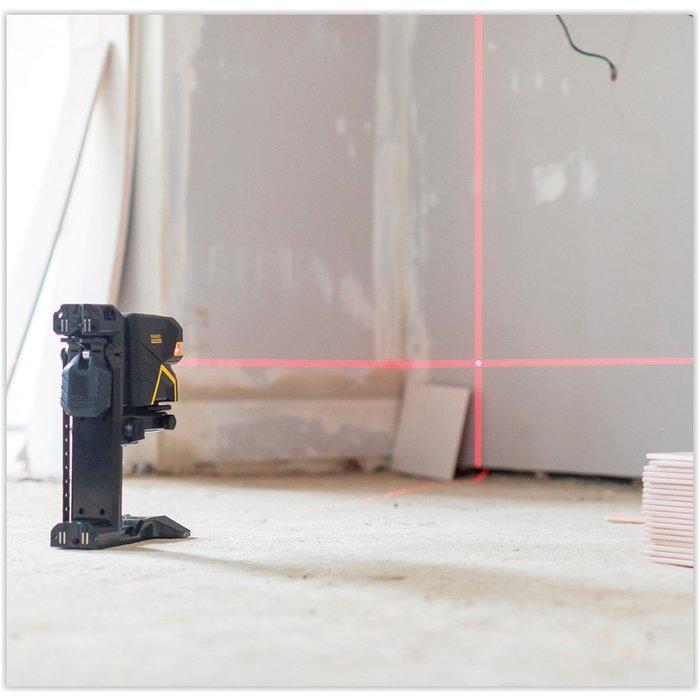 Niveau laser croix SCPR5 Stanley - 5 points-3