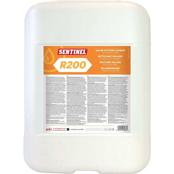 Nettoyant R200 - Spécial solaire