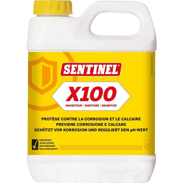 Inhibiteur X100