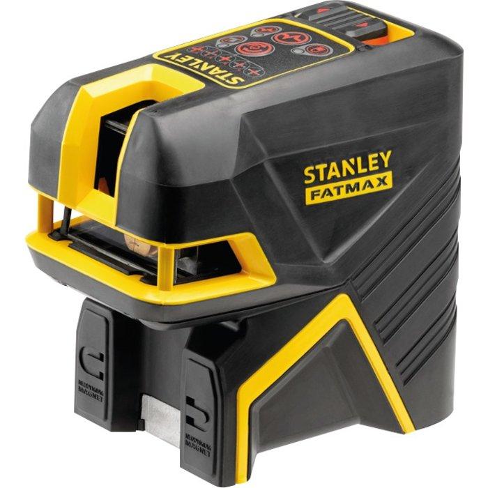 Niveau laser croix SCPR5 Stanley - 5 points-6