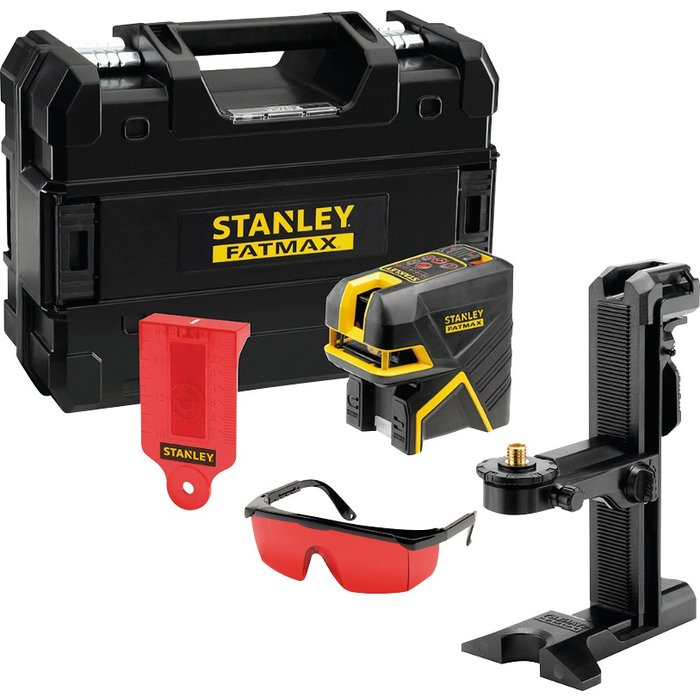 Niveau laser croix SCPR5 Stanley - 5 points-5
