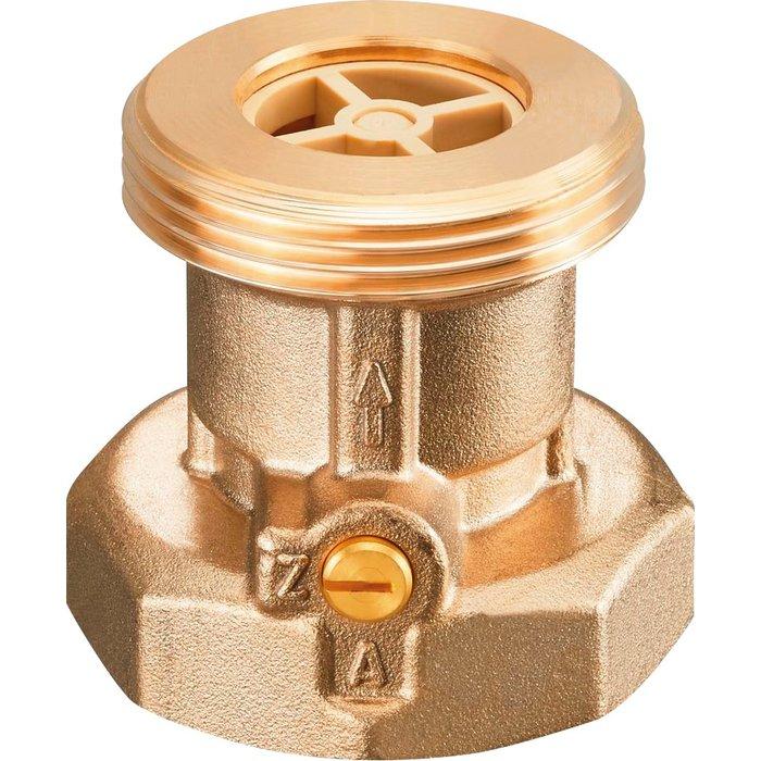 Clapet anti-thermosiphon - Droit - Mâle / Femelle
