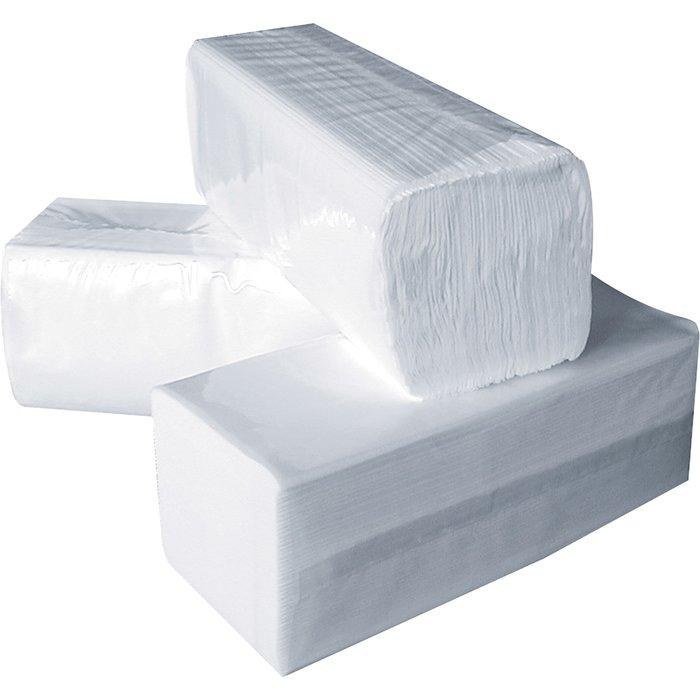 Papier essuie-mains - 2 plis