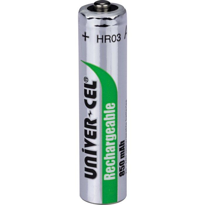 Piles rechargeables ACCU HR03 1,2 V - 4474981