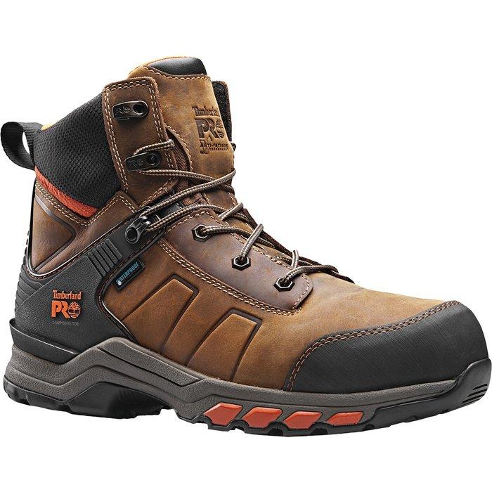 Chaussures hautes de sécurité hypercharge