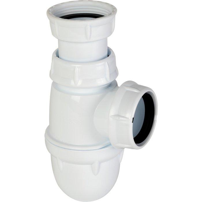 Siphon d'évier à culot-2