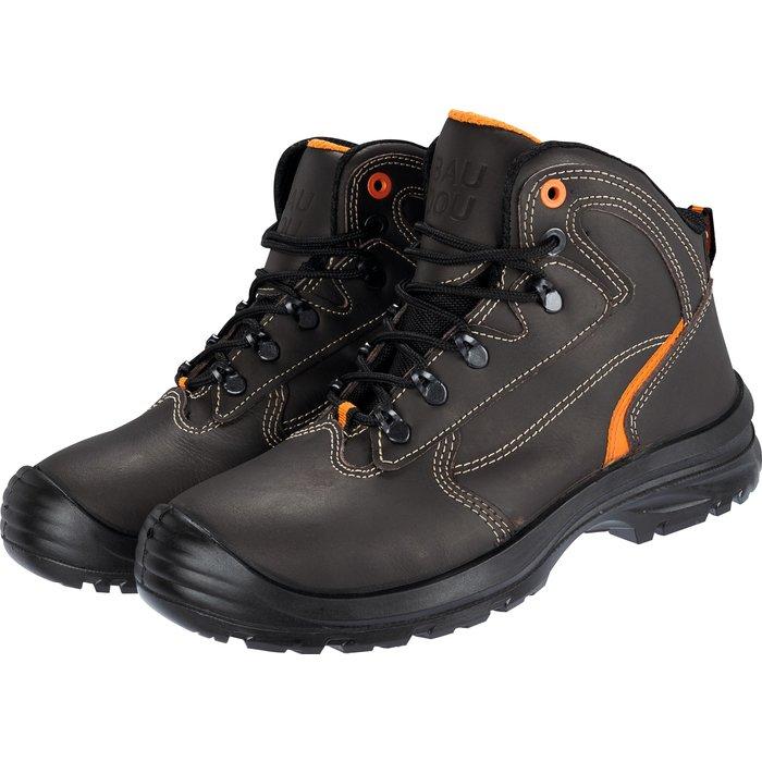 Chaussures hautes de sécurité Mérida - Cuir-3