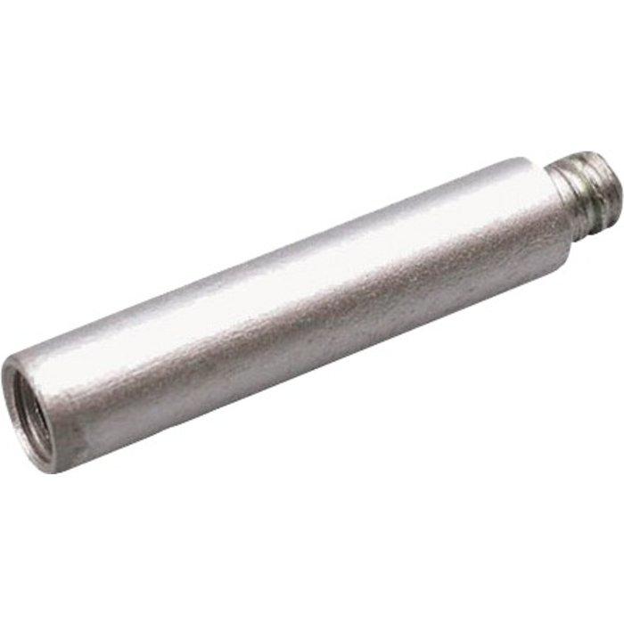 Rallonge Collier Sanitaire - Zinguée - 8 x 125