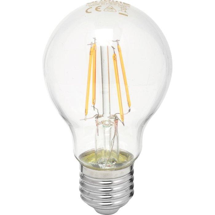Ampoule LED standard claire à filament - E27