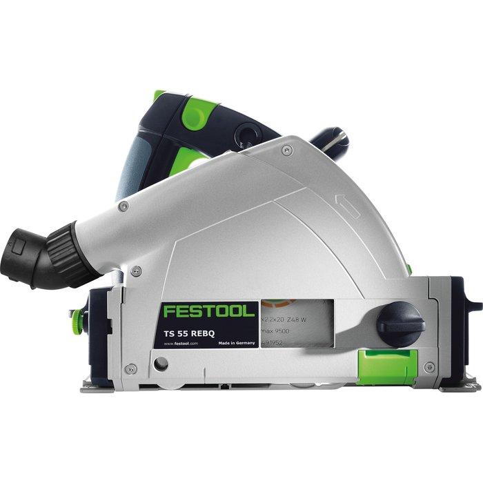 Scie plongeante TS55REBQ+FS - 576007 - Festool