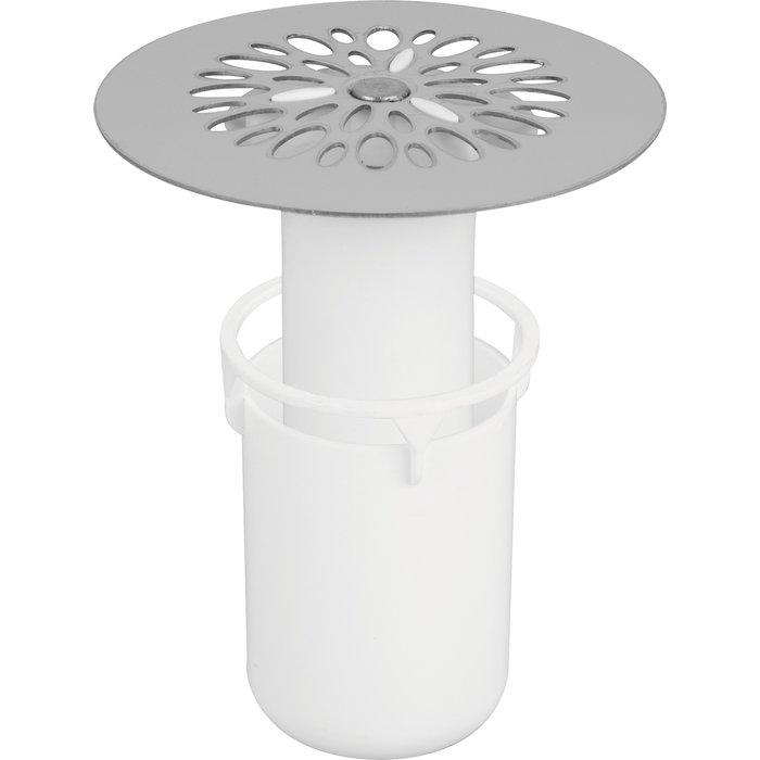 Grille de vidage avec tasse - Diamètre 84 mm