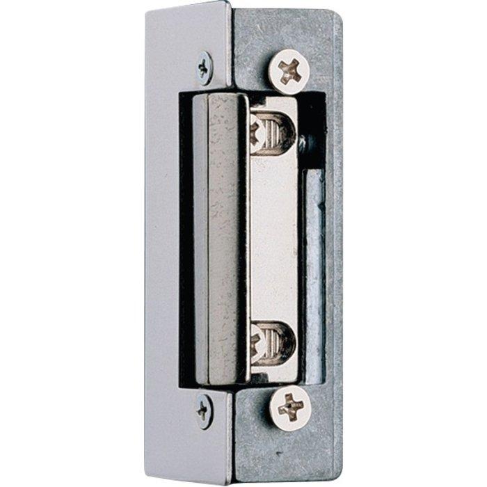 Gâche électrique Dorcas 45 ALFX - Têtière longue - Tension 12 V