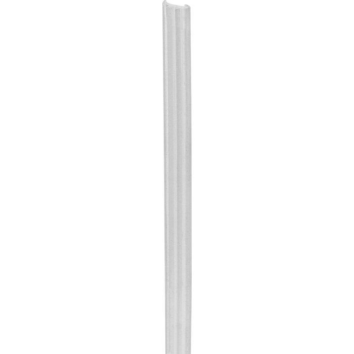 Joint de compensation paroi fixe Transparence-F Reflet-F et porte coulissante Reflet-C