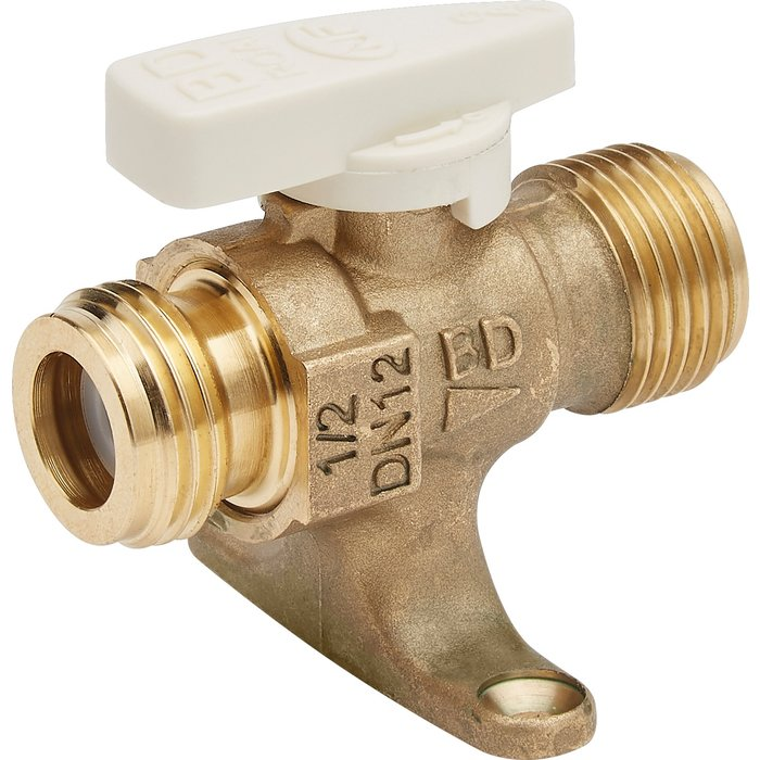 Robinet gaz naturel à obturation automatique intégrée - Brut