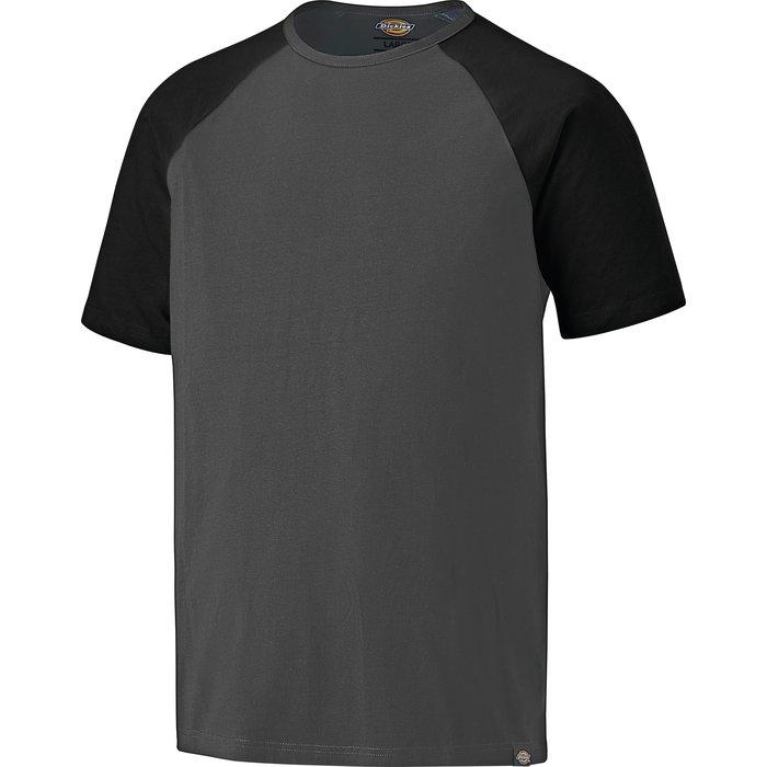 T-shirt de travail style Baseball two tone temp-IQ