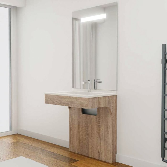 Meuble salle de bain complet Altéa