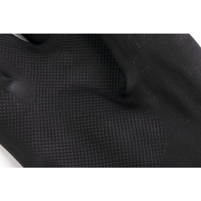 Gants de travail - Spécial carreleur - Polychloroprène / Latex - Noir-5