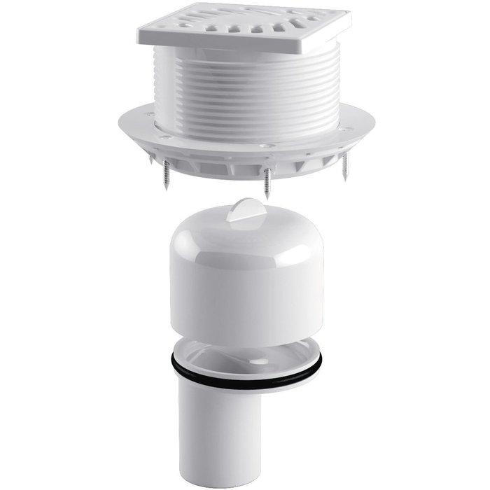 Accessoires pour kit siphon de sol PMR-1
