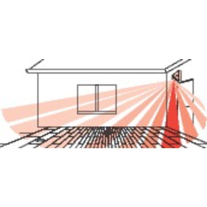 Écodétecteur de mouvement autonome Mosaic - 3 fils - Avec neutre - Champ 8 m²-2