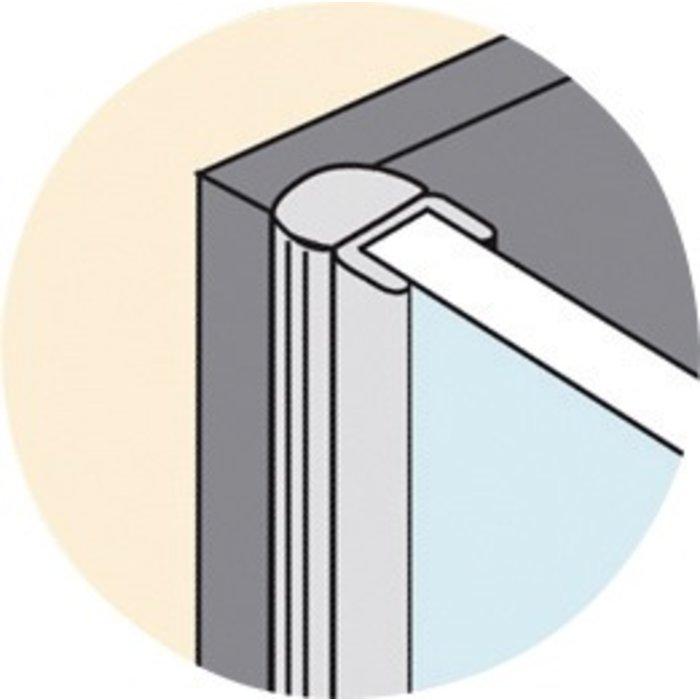 Baguette PVC pour côté de porte de douche-3