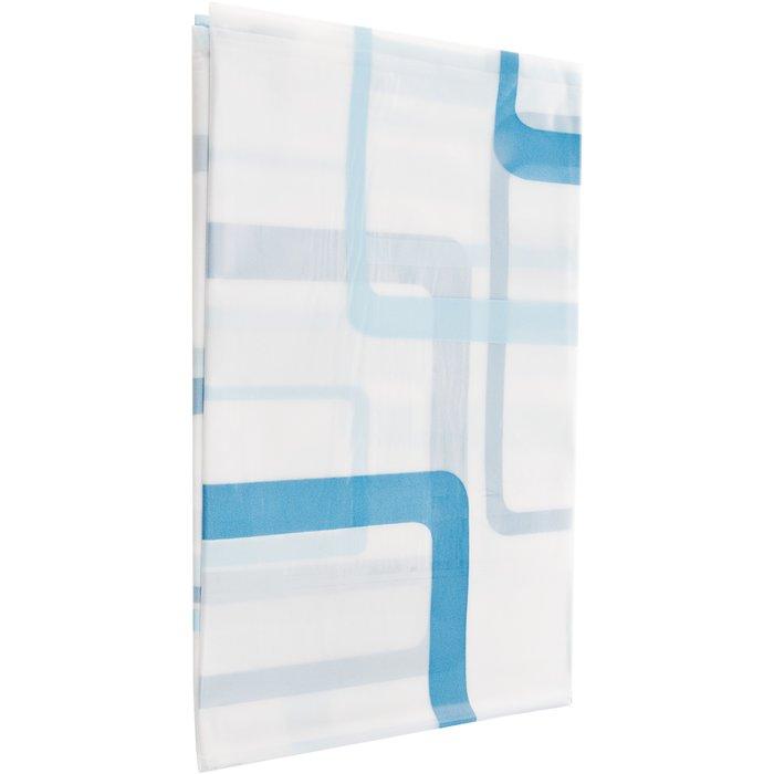Rideau de douche PVC - À motifs-1
