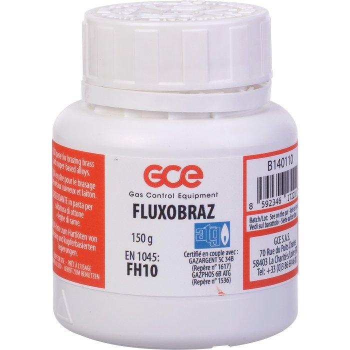 Flux décapant pour soudure Fluxo Braz ATG-1