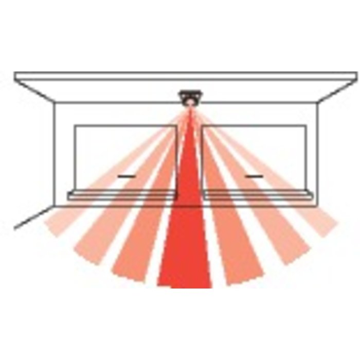 Écodétecteur de mouvement autonome Mosaic - 3 fils - Avec neutre - Champ 8 m²-1