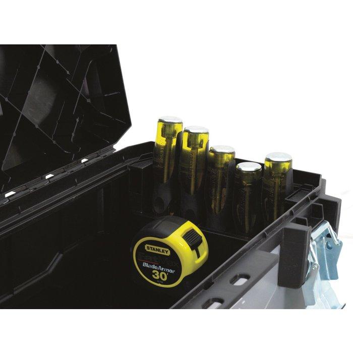 Caisse à outils professionnelle - Bi-matière-2