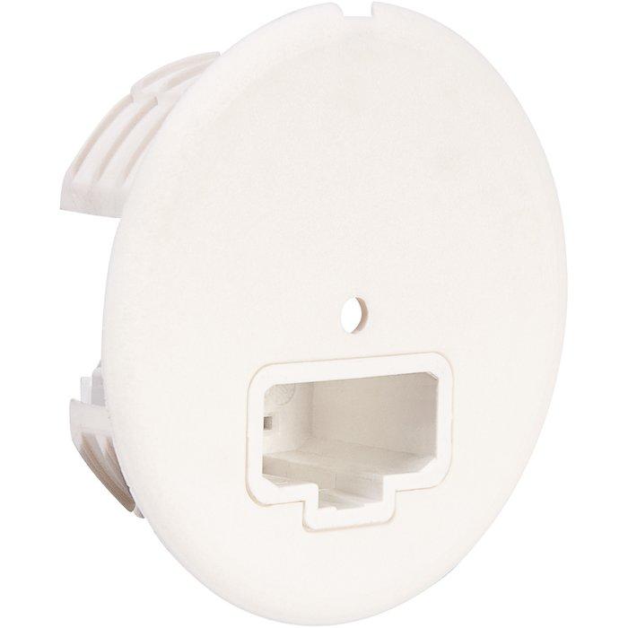 Couvercle pour boîte DCL Batibox béton pour point de centre - Diamètre 80 mm-1