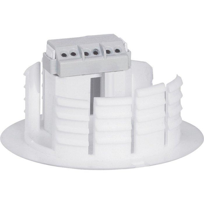 Couvercle pour boîte DCL Batibox béton pour point de centre - Diamètre 80 mm-2