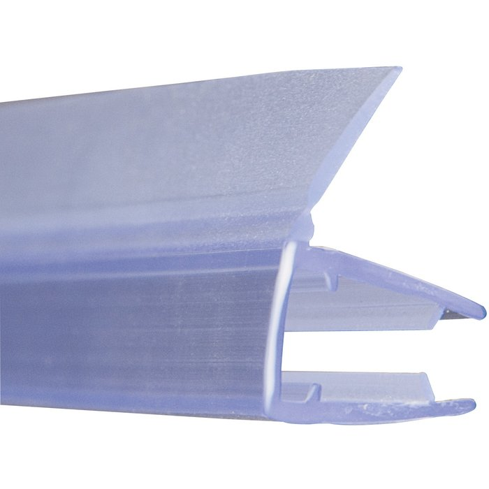 Baguette PVC pour côté de porte de douche-6