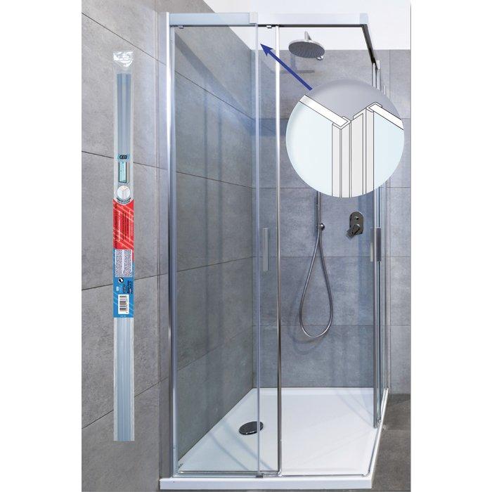 Baguette PVC pour côté de porte de douche-8