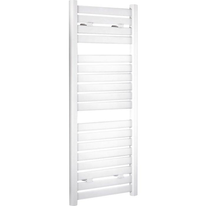 Sèche-serviette Ceto - Blanc - Largeur 50 cm-1