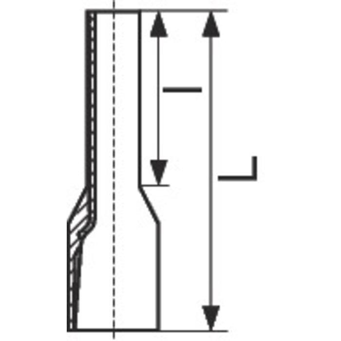 Embout de câblage NFC - Pré-isolé-1