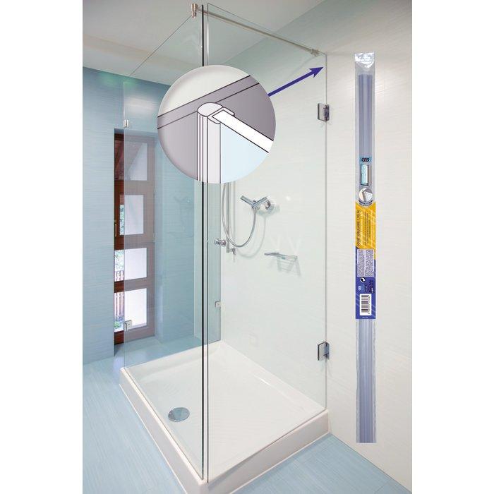 Baguette PVC pour côté de porte de douche-4