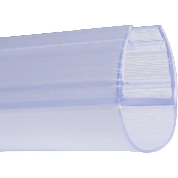 Baguette PVC pour côté de porte de douche-2