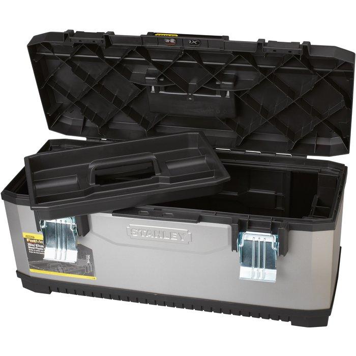 Caisse à outils professionnelle - Bi-matière-1