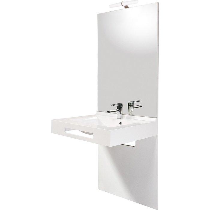 Plan vasque céramique Léa-2
