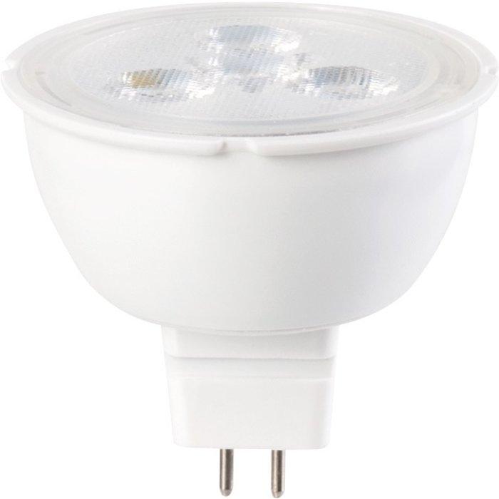 Ampoule à LED - À réflecteur - Culot GU5,3 - Longueur 46 mm