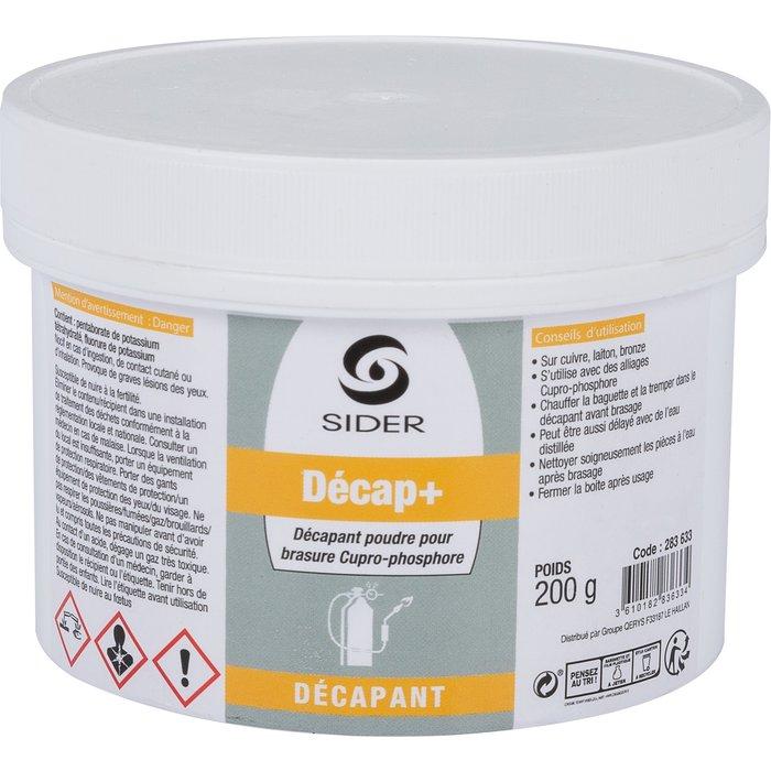 Décapant poudre Cupro-phosphore