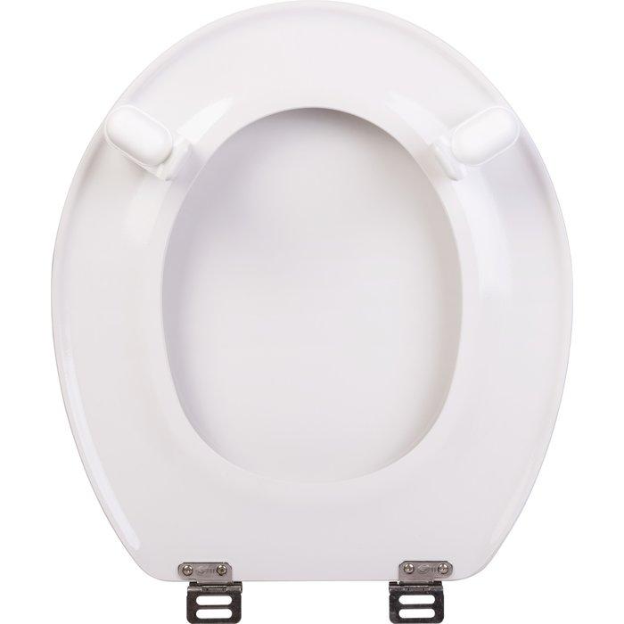 Abattant WC double rehaussé Tradition-2