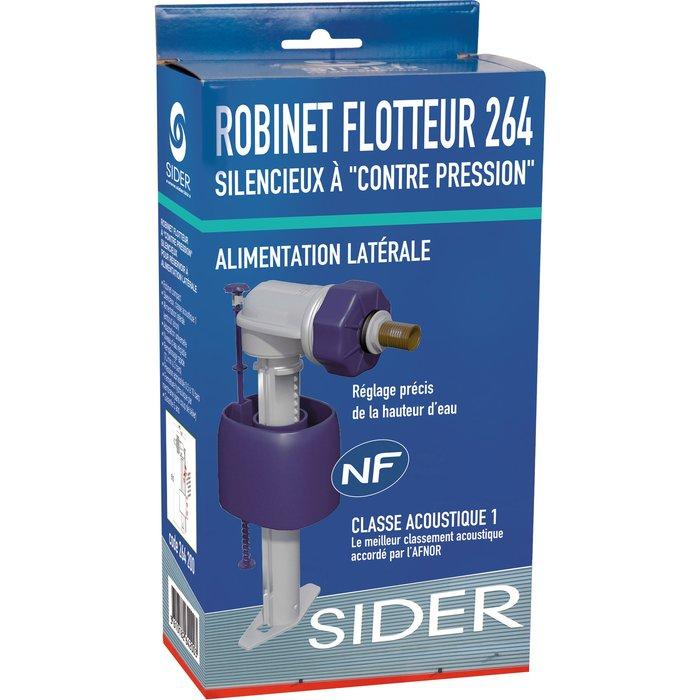 Robinet flotteur silencieux-5