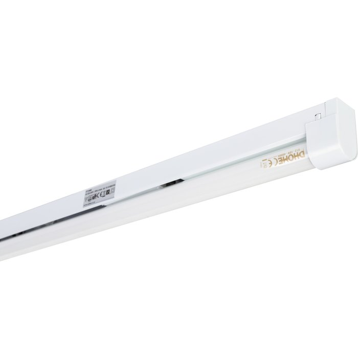 Réglette standard avec tube fluo 1 x 18 W