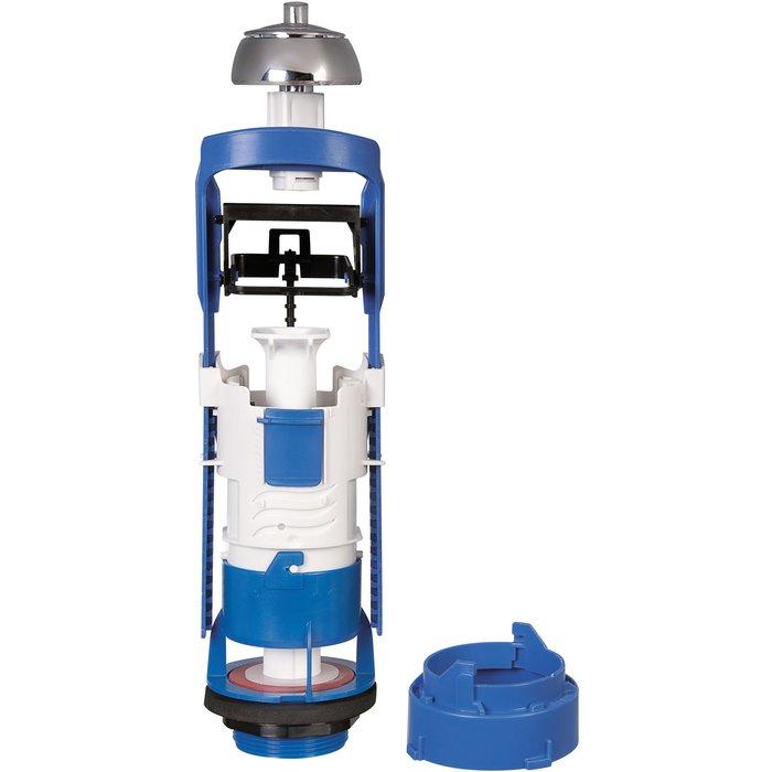 Soupape rénovation de mécanisme WC Clip'Easy - Double débit