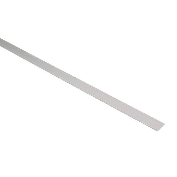 Profil plat - Aluminium anodisé