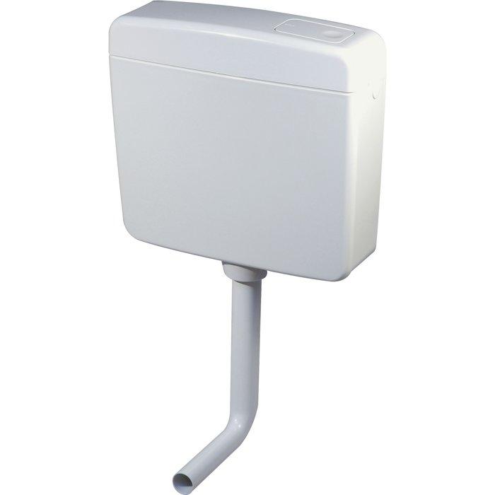 Réservoir WC Regi-super 200 -Semi-bas - Simple débit