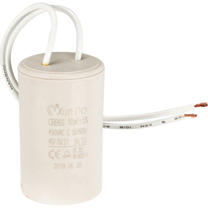Condensateur pour pompes 404930 - 404934