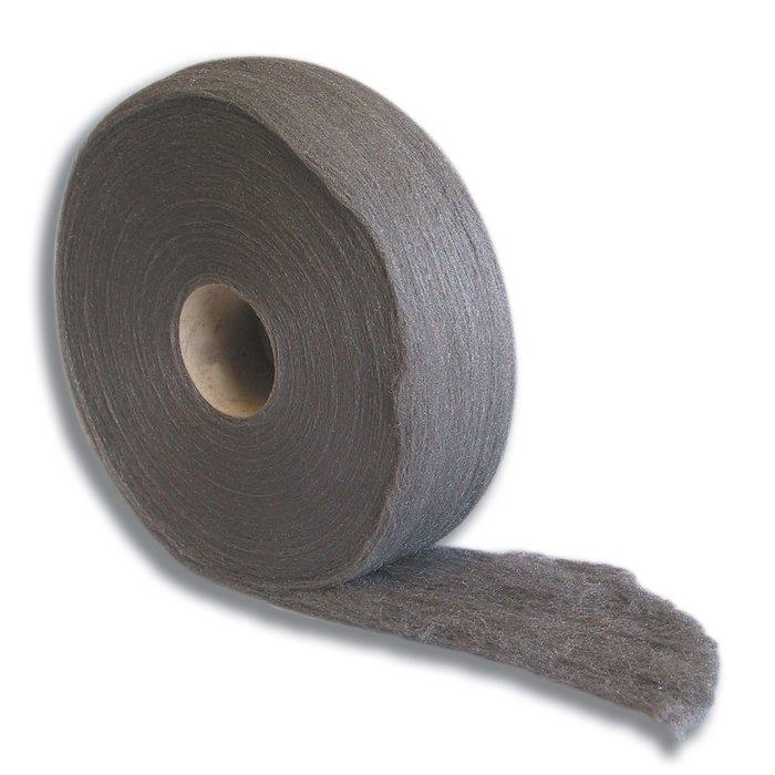Bobine de laine d'acier