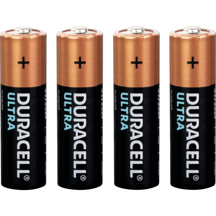 Piles Duracell Ultra - LR06 AA